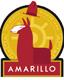 Amarillo Ingwer Likör Logo für Mobilgeräte