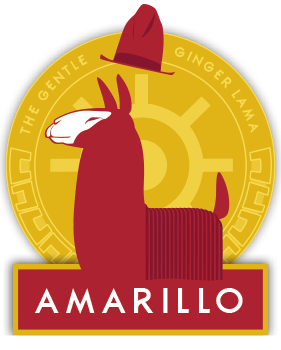 Amarillo Ingwer Likör Retina Logo